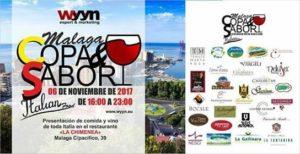 Malaga Copa & Sabor @ Restaurante LA CHIMENEA | Málaga | Andalucía | Spagna